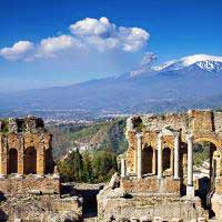 Image tuor Etna and Taormina