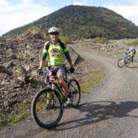 Image tuor Full circuit of Etna in MTB